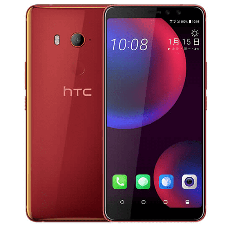 HTC U11 EYEs with 6-inch 18:9 screen and dual selfie cameras now official!