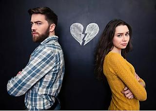 Juntos o separados en la pareja