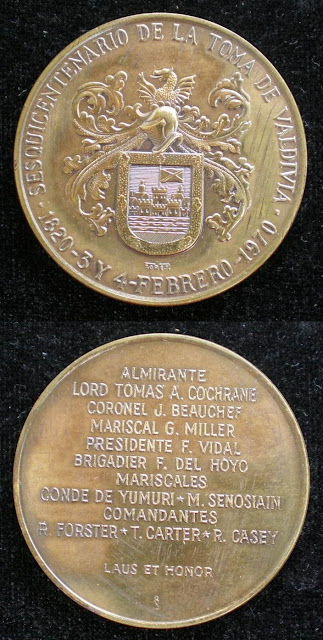 Toma de los Fuertes de Corral y ciudad de Valdivia