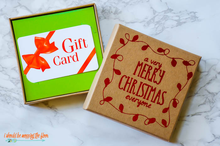 This Budget-Friendly Holiday Gift Wrap Station is the perfect way to organize your Christmas wrapping.