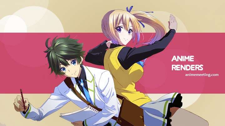 Anime Renders: Musaigen no Phantom World