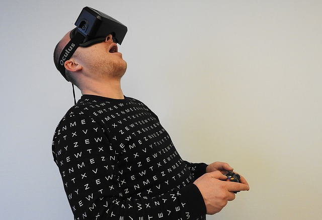 Oculus Rift + Touch Virtual Reality System - Unique Buy