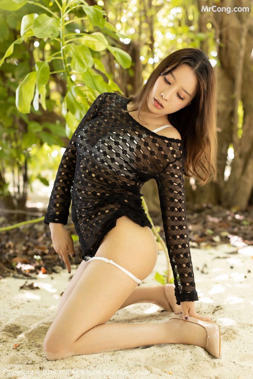 Image YouMi-Vol.377-Xiao-Hui-MrCong.com-006 in post YouMi Vol.377: Xiao Hui (筱慧) (51 ảnh)