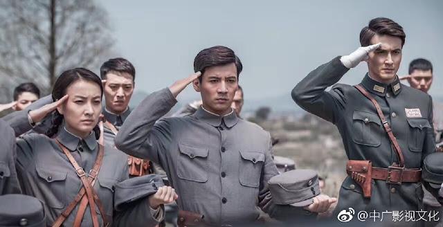 Liang Jian Chinese war drama