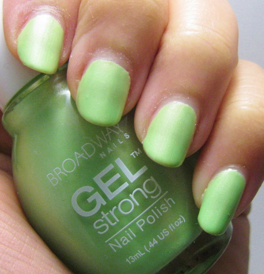 The Super Secret Nail Blog Broadway Nails Gel Strong Review Where S Nemo And Ballet Shoes
