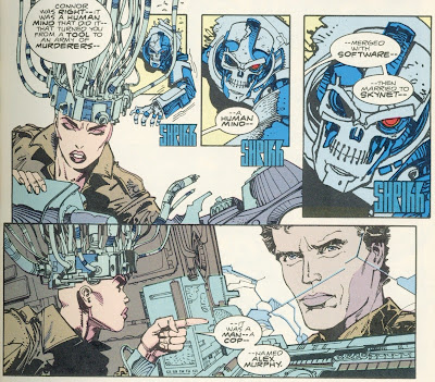 Robocop versus the terminator frank miller recensione