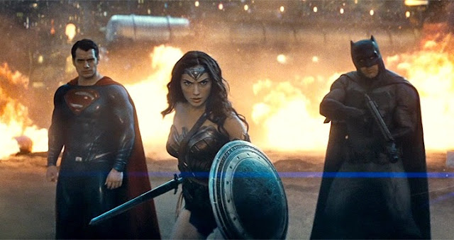 Ben Affleck Henry Cavill Gal Gadot Zack Snyder | Batman v Superman: Dawn of Justice