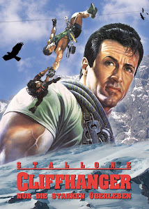 Poster Of Cliffhanger 1993 In Hindi Bluray 720P Free Download