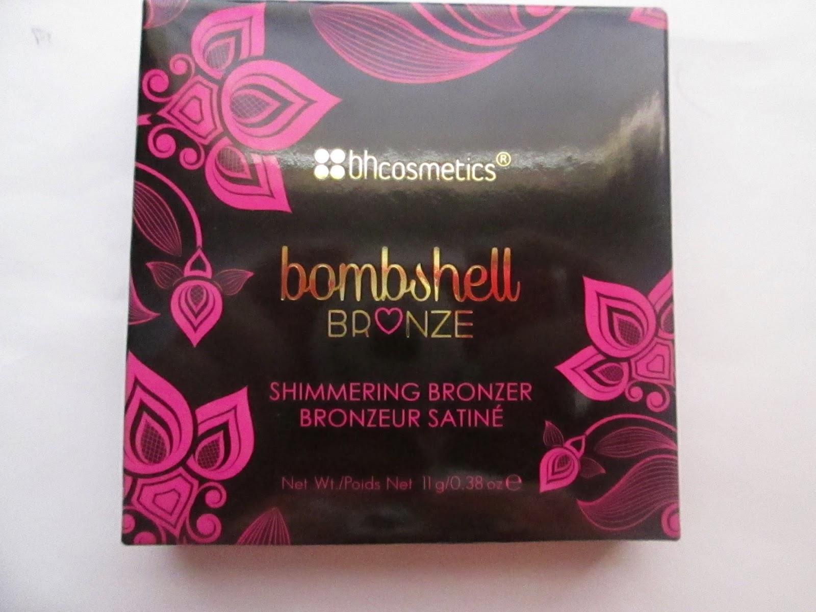 Bombshell Bronze Bronzer by BH Cosmetics #19