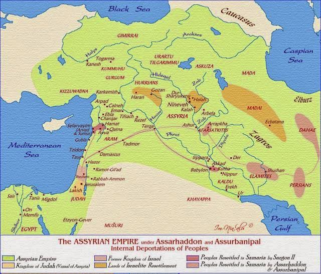 Kerajaan Assyria