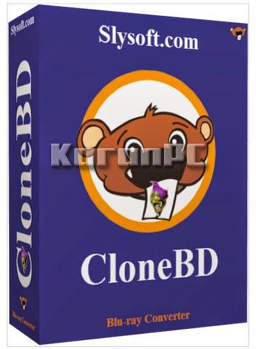 CloneBD 1.0.2.7 + Patch