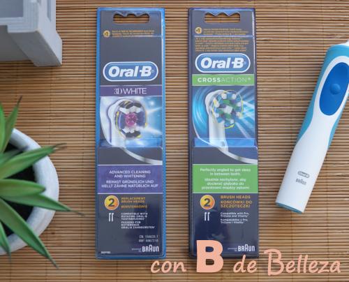 Recambios para Oral B
