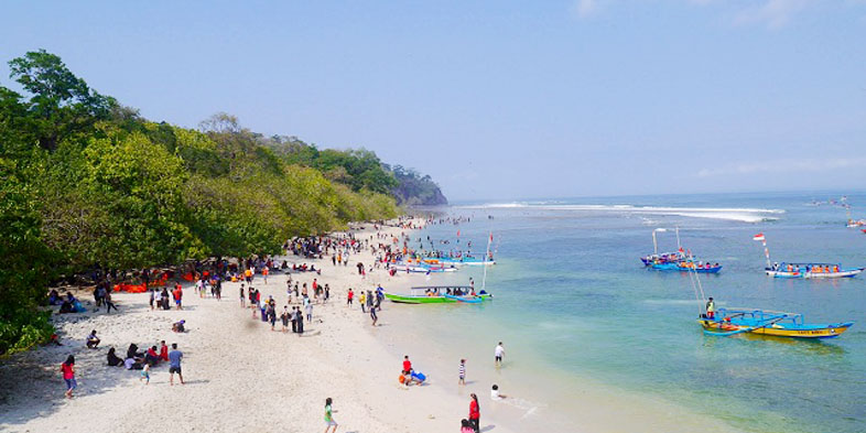Pantai Pangandaran Jawa Barat