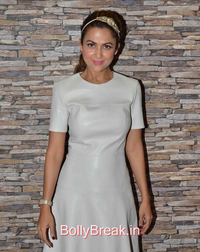 Amrita Arora, Hot Pics of Amrita Arora Amy Billimoria At  Launch Of 'Shine Young 2015'