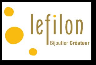 Lefilon création de bijoux : création logotype graphique designer