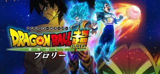 Dragon Ball Super Movie: Broly Subtitle Indonesia