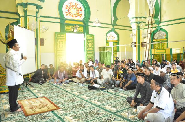 PKS Kota Medan Gelar Tarhib Ramadhan, Salman : Jadikan Ramadhan Madrasah Keikhlasan