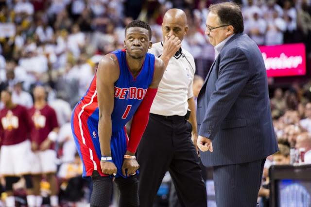 Stan Van Gundy et Reggie Jackson | PistonsFR actualité des Detroit Pistons en France