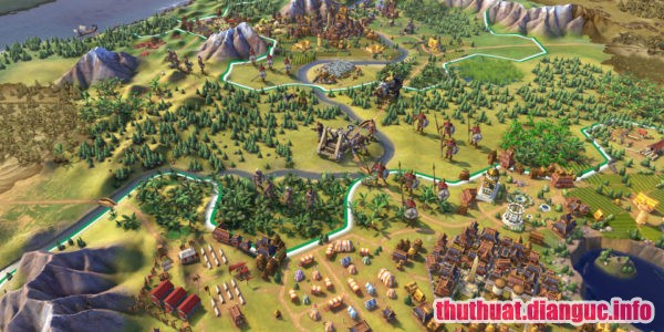 Download Civilization 6 Fshare Full cho PC,