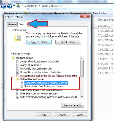 Cara Menyembunyikan Folder Secara Aman di Komputer