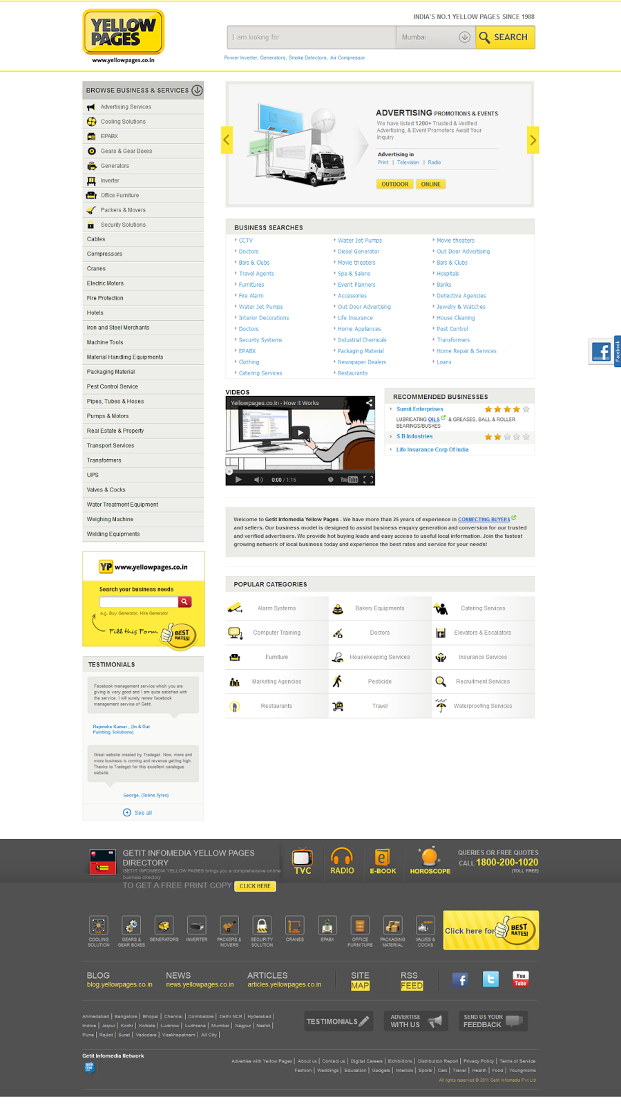 Kuwait Yellow Pages and Business Directory TEN Yellow Pages