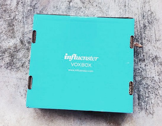 influenster campus voxbox review