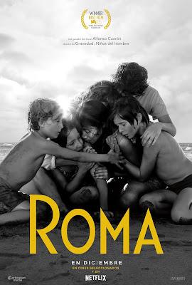 Nominaciones Oscars 2019. Roma entre las favoritas