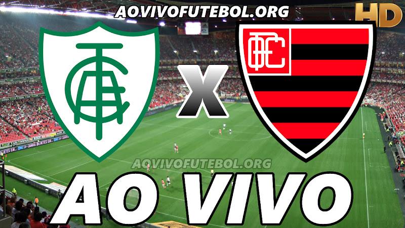 América Mineiro x Oeste Ao Vivo HD Online