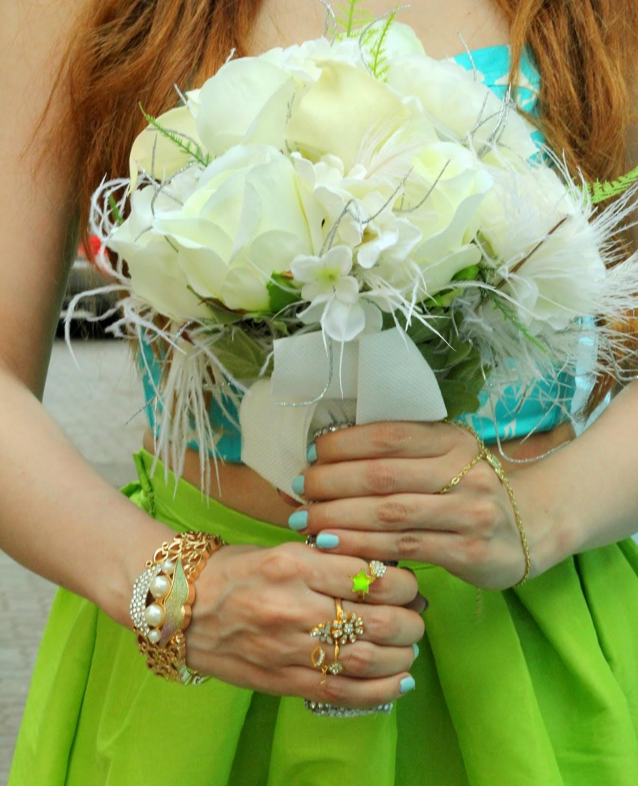 Bracelet & rings