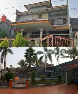 villa kota batu murah