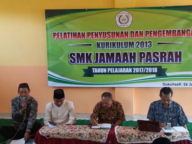 SMK JAPA Pati Terapkan K13