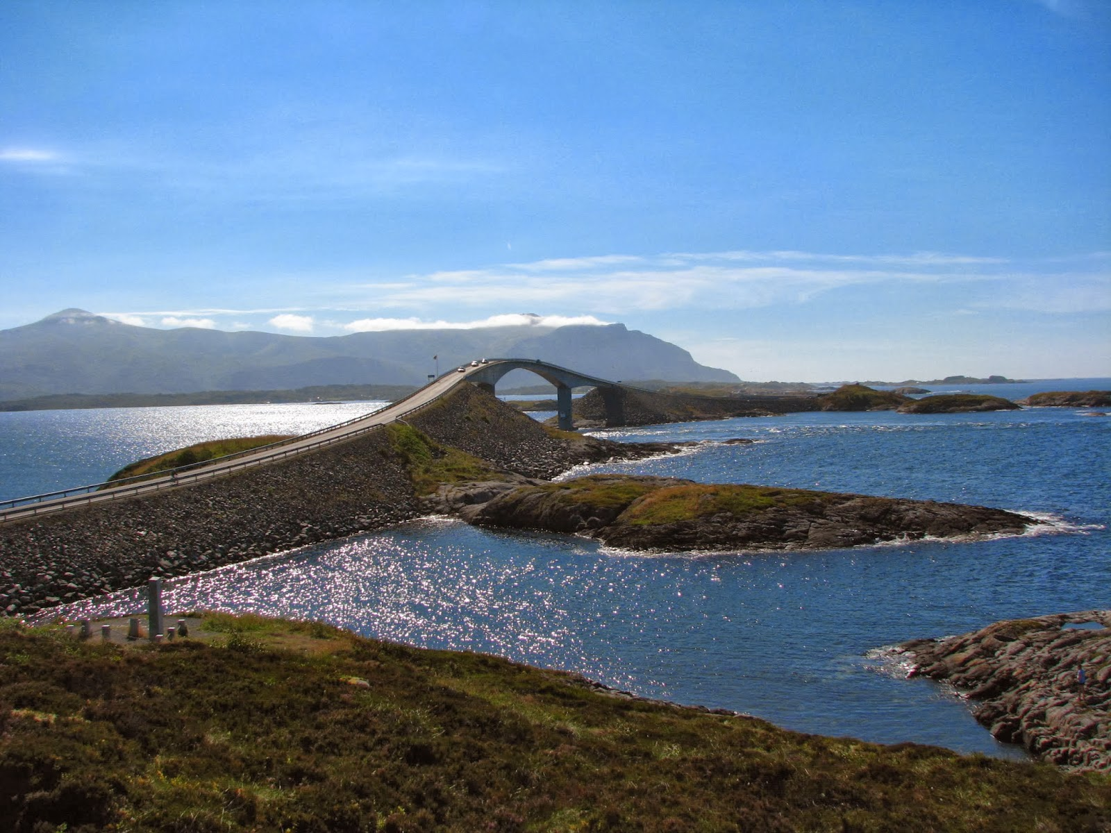 Void Matters Places Norway S Atlantic Ocean Road
