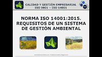 Requisitos ISO 14001:2015