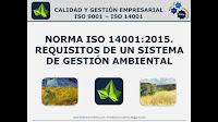 Requisitos ISO 14001:2015