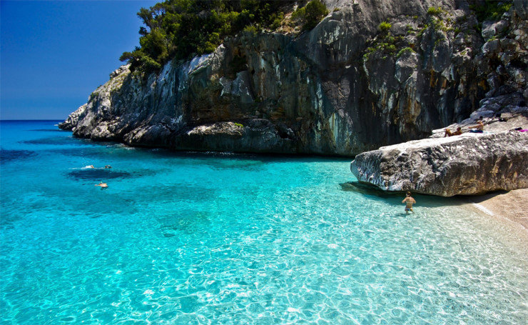 33 Amazing Beaches From Around The World - Sardinia, Italy