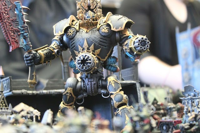 What's On Your Table: Black Legion Kytan