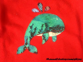 Camisetas-patchwork-ballena-animales-mar