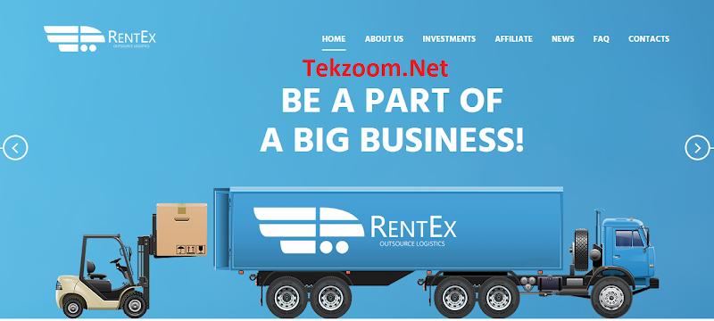 [SCAM] Review Rentex LTD - Lãi 3.2% hằng ngày cho 60 ngày - Đầu tư tối thiểu 15$ - Thanh toán Manual