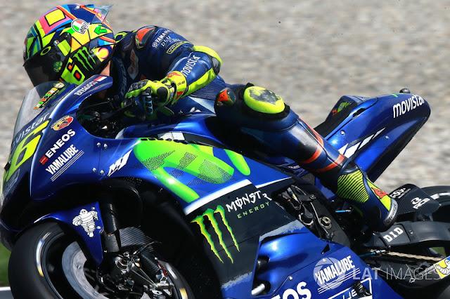 Finish Ke-5 Di MotoGP Aragon, Rossi Tetap Bangga