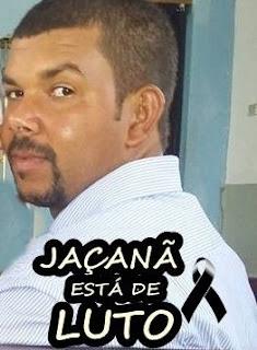 Filho de ex-vereador de Jaçanã morre após sofrer acidente na zona rural