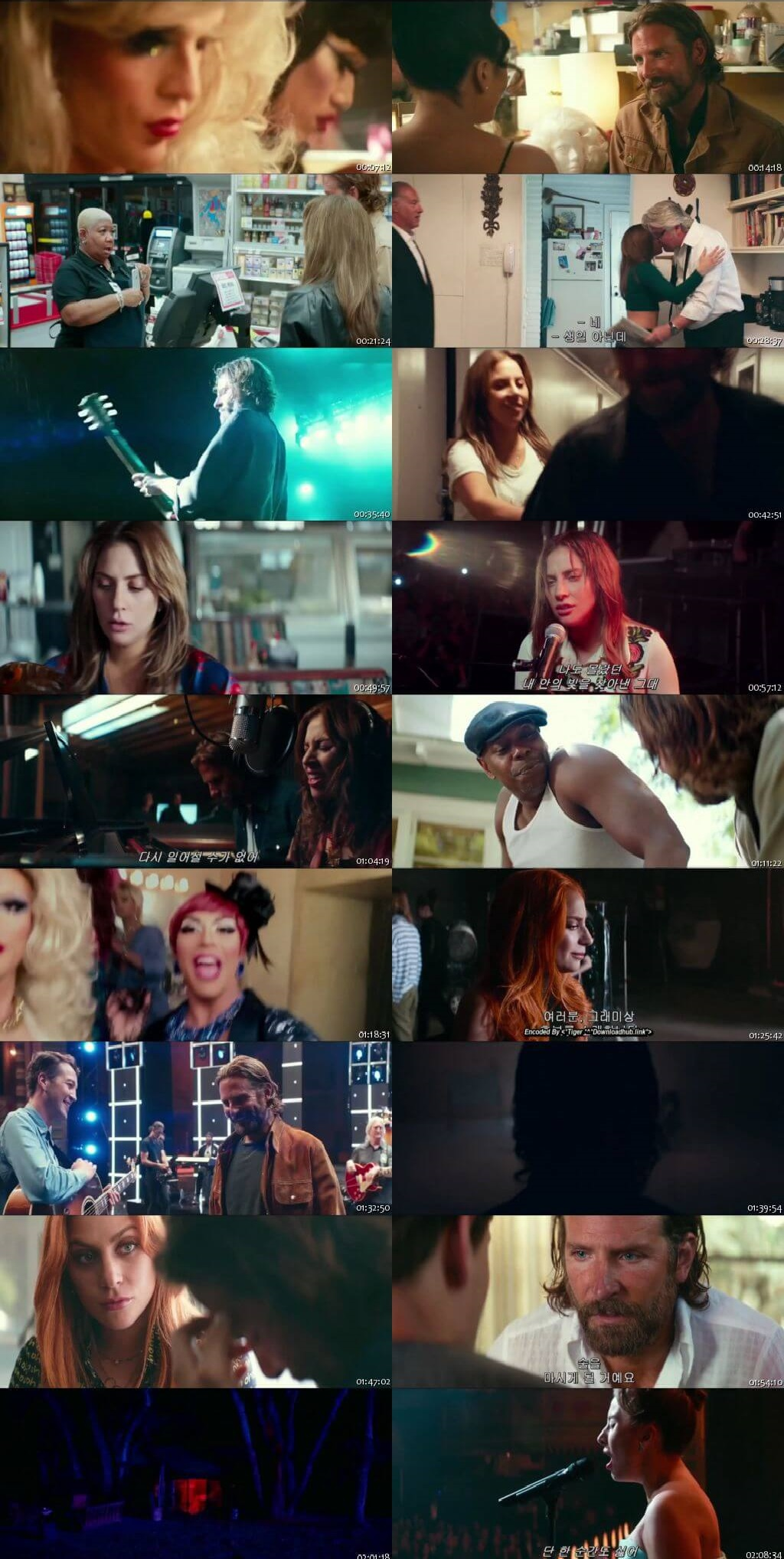 Screen Shot Of A Star Is Born 2018 Full Movie Download Free Watch Online 300MB