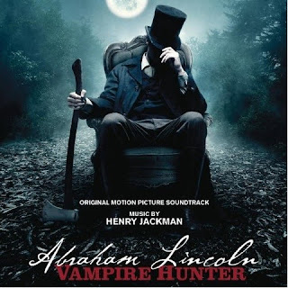 Abraham Lincoln Vampire Hunter Sång - Abraham Lincoln Vampire Hunter Musik - Abraham Lincoln Vampire Hunter Soundtrack - Abraham Lincoln Vampire Hunter Film musik