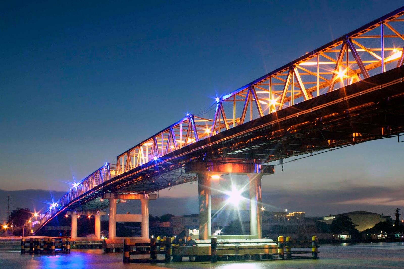Bang Alzri Punye Cerite: Sejarah Jembatan Kapuas Pontianak
