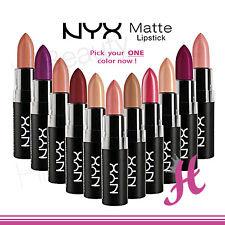 Kenali Nyx Lipstick Matte Lebih Dalam
