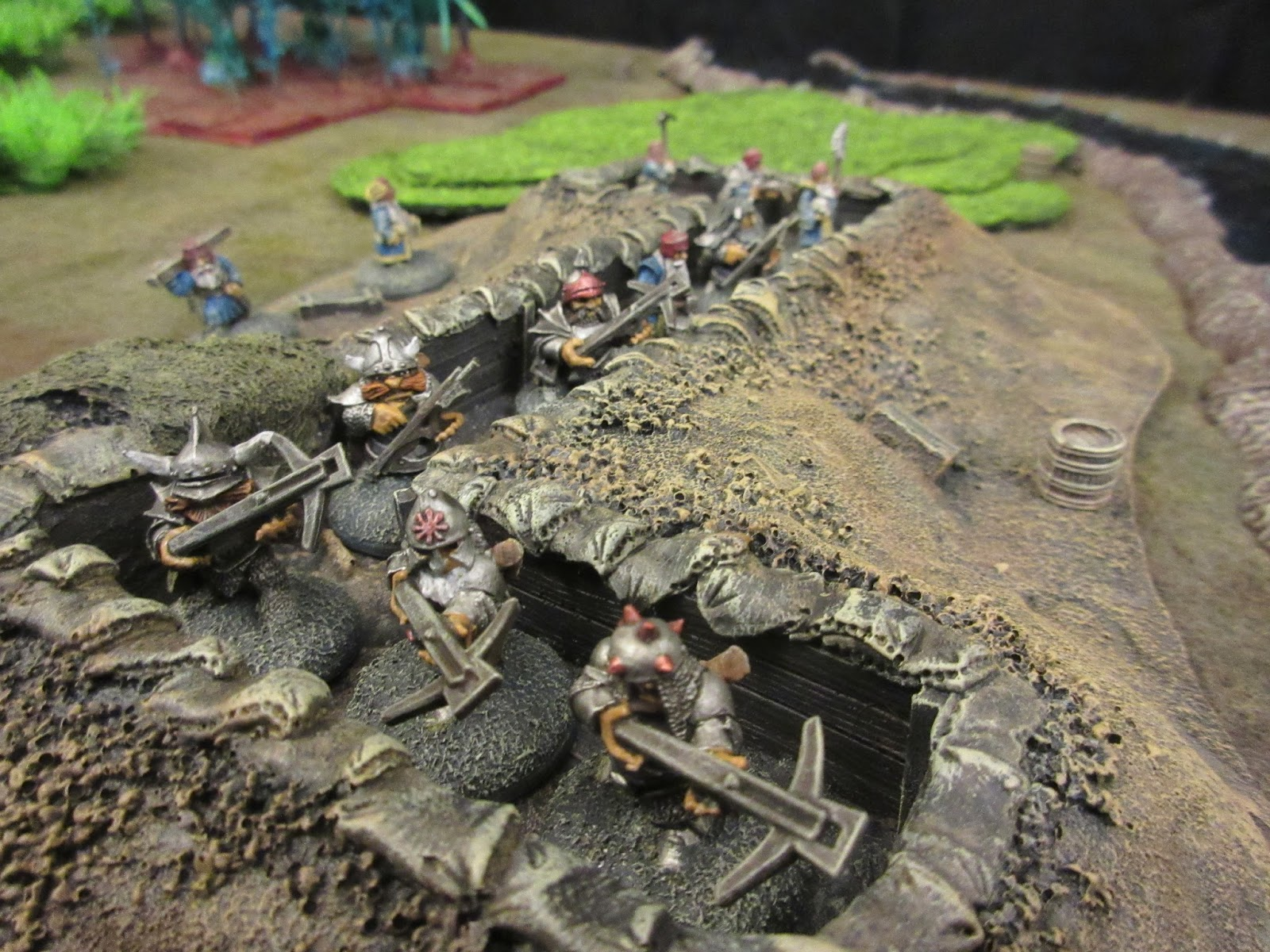 Mars-Miniatures: Welcome To The Jungle Part 4 - Rumble In ...