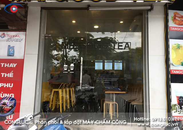 Cửa hàng Mr good tea 207A Lạch Tray