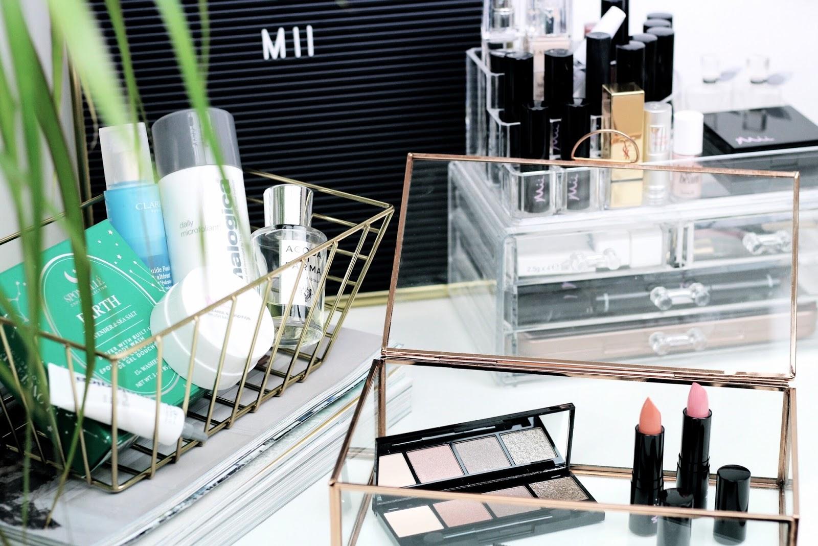 UK Beauty Blog Favourites Spring 2017