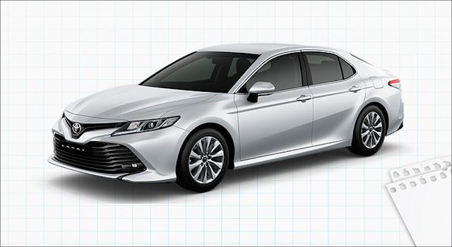 Giá xe Toyota Camry 2.0G 2019