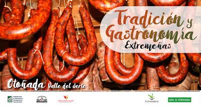 Tradición y Gastronomía Extremeñas (19 de noviembre)