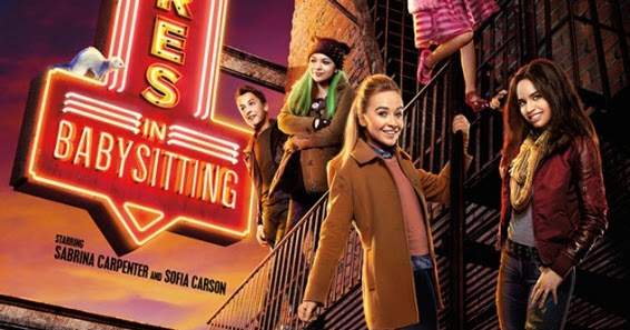 adoption at the movies adventures in babysitting review. Black Bedroom Furniture Sets. Home Design Ideas
